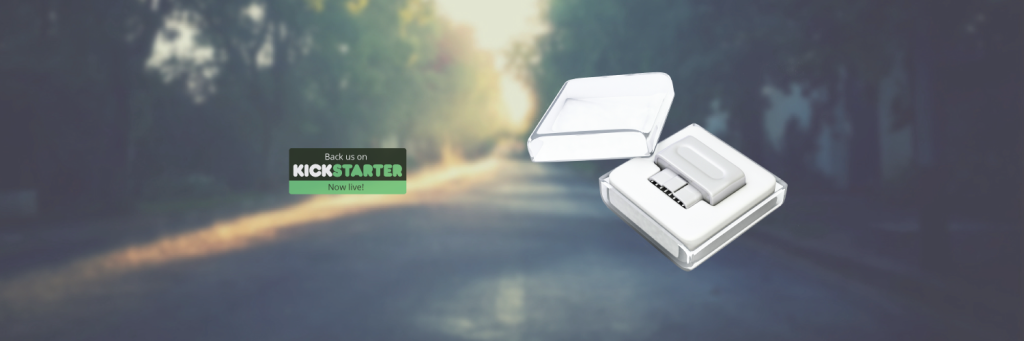 Car Footprints kickstarter